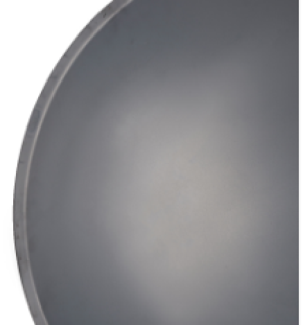 handpan raw shell